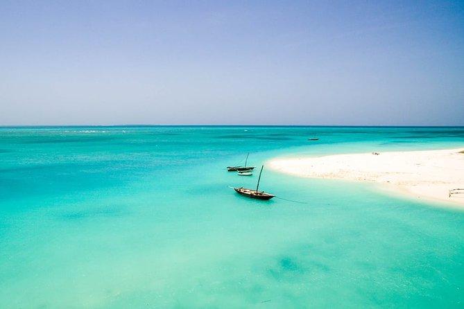 Mnemba Island; Nungwi & Kendwa Beach Tour: Departure from Matemwe Beach Zanzibar