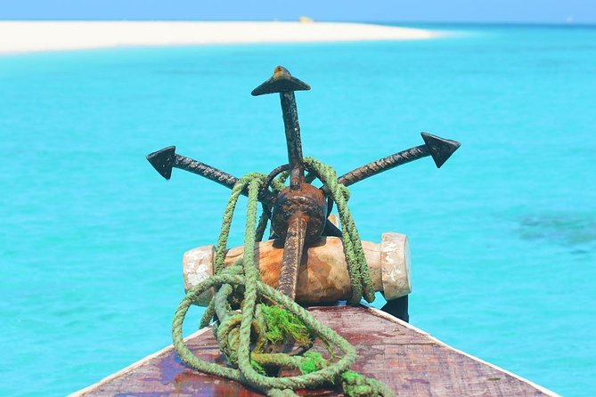 Mnemba Island; Nungwi & Kendwa Beach Tour: Departure from Kiwengwa Zanzibar
