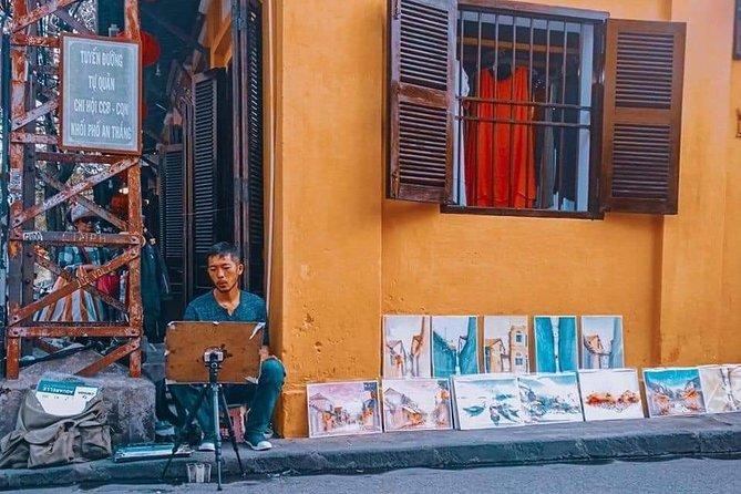 HOI AN – Silk cloth producing & lantern making
