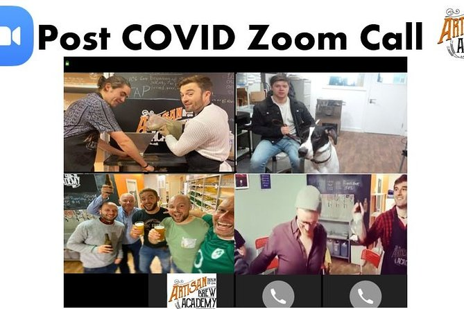 Post COVID Zoom Call