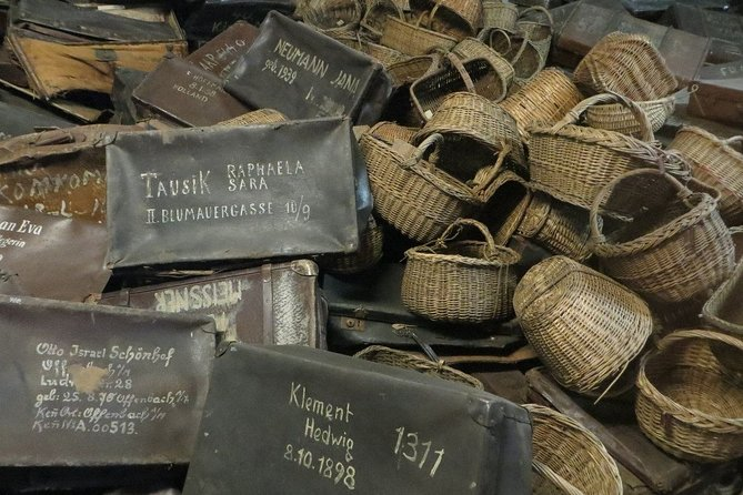 Auschwitz day tour from Warsaw by private car with lunch