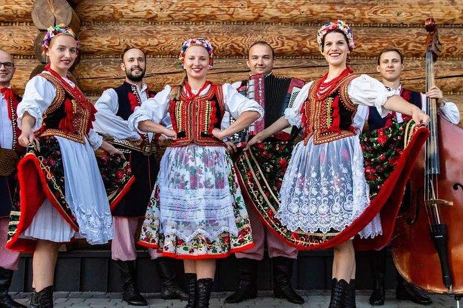 Polish Folk Show with Dinner From Krakow