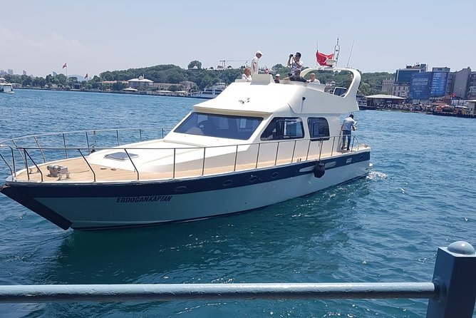 Private Yacht Cruise Tour Istanbul Bosphorus