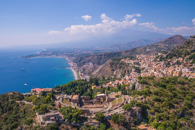 Etna and Taormina Helicopter Tour