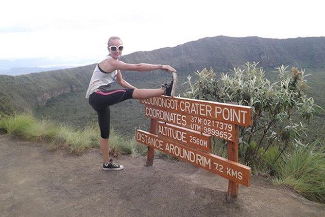 Full-Day Private Trek Tour to Mount Longonot from Nairobi