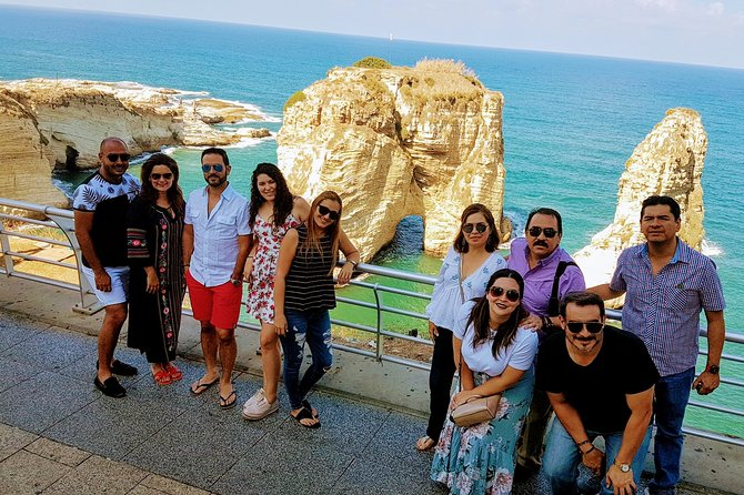 Sightseeing all-inclusive Small Group Tour of Beirut, Beiteddine & Deir El Qamar