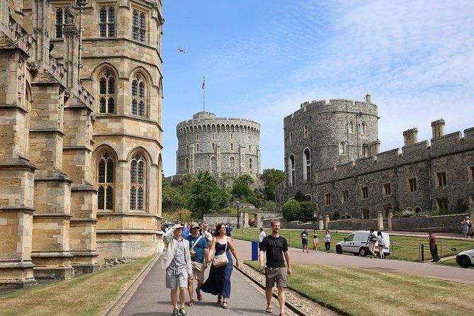Royal Windsor Castle, Private Tour