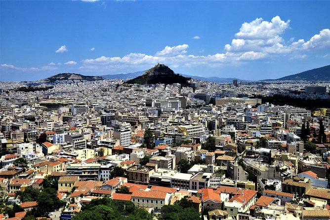 Live New Adventure in Acropolis site and Parthenon - Athena