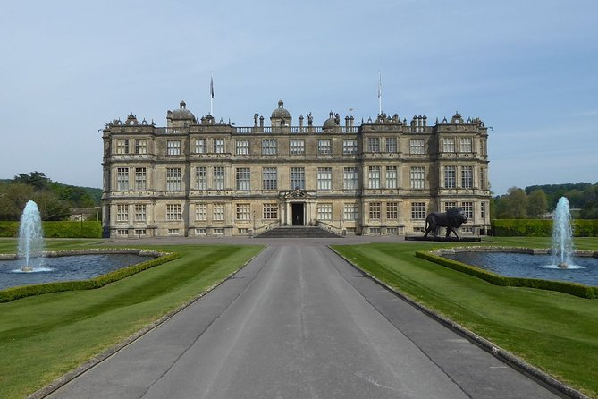 Magna Carta, English Castle and Stately Home Tour - Private Tour from Bath