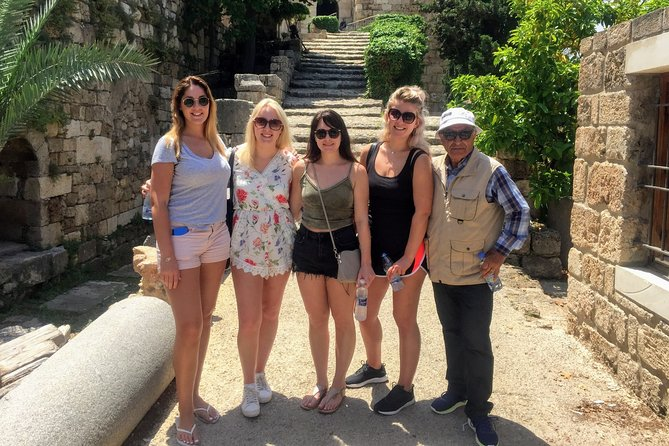 Full-Day Private Tour to Byblos and Musar winery