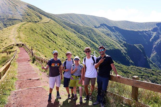 Walk - Return to Caldeira do Faial