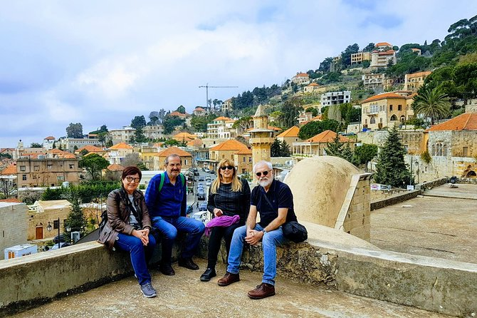 Half-Day Private Tour to Beiteddin and Deir El Qamar