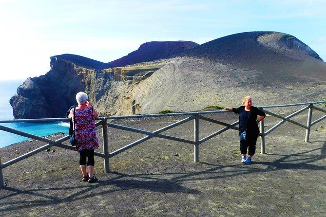 Capelinhos Volcano Route - Faial Island
