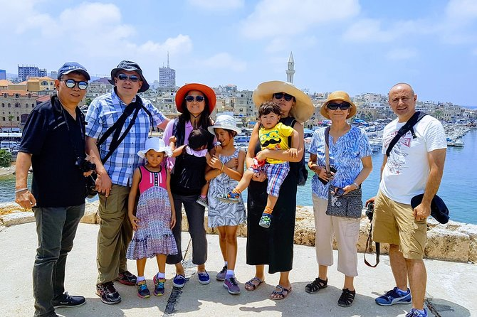 Sightseeing all-inclusive Small Group Tour to Sidon, Tyre and Maghdouche
