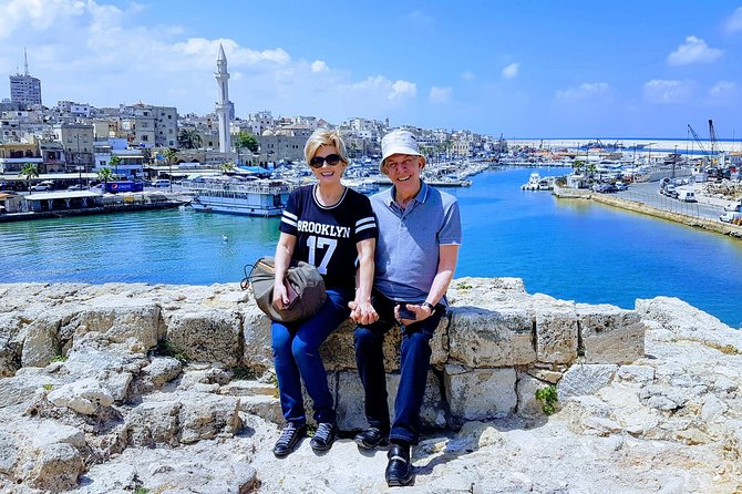 Full-Day Private Tour to Sidon and Beaufort Castle
