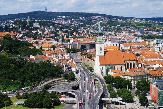 Enjoy Bratislava Castle Tour
