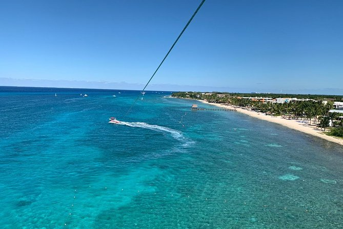 Paragliding Experience in Cozumel