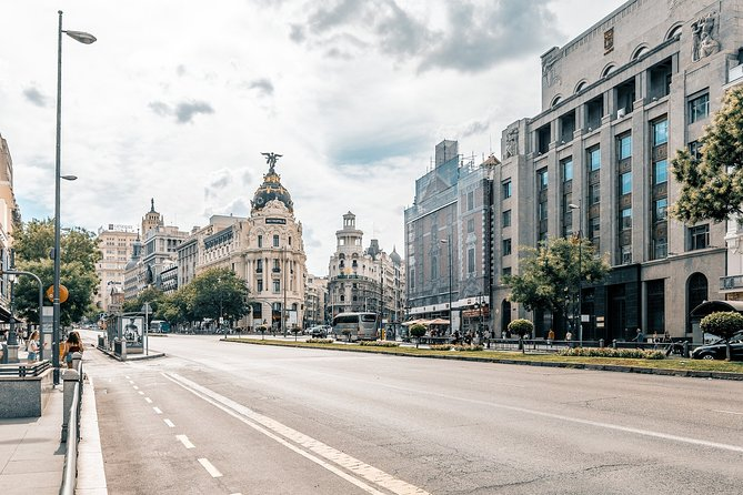 Enjoy Madrid Guided 3 Hour Bike Tour