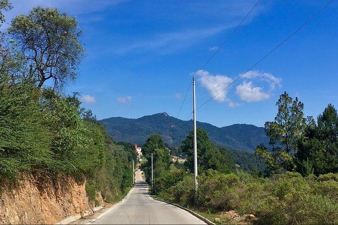Mineral del Monte Hidalgo Mountain Bike Tour