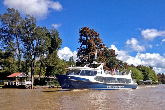 Private Tour: San Isidro and Tigre Delta from Buenos Aires with Lunch