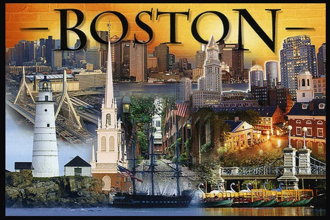 Walking tour of Boston's Freedom Trail and more!