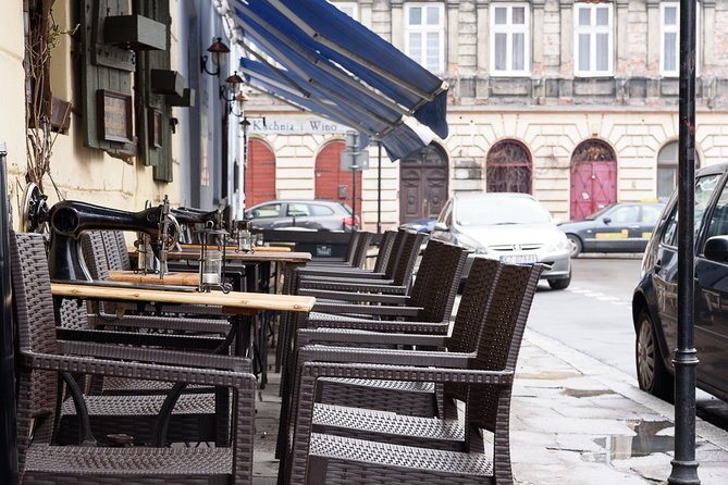 Private guided visit of Cracow's Old Town on foot