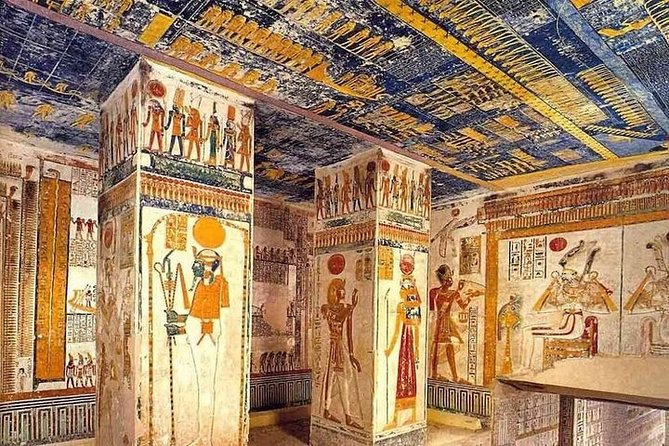 Luxor Private tour to the East & West Bank of the Nile