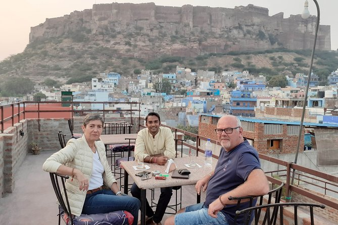 Half Day Private Guided Tour to Jodhpur