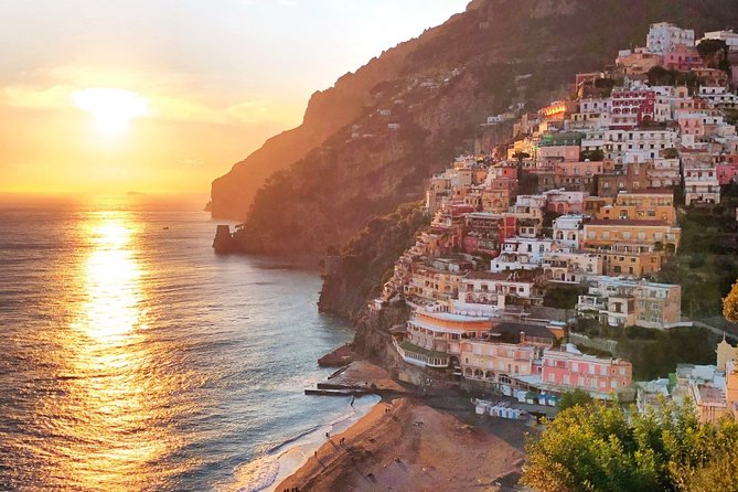 Private Tour by Car from Sorrento to the Amalfi Coast