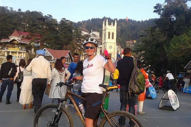 Private Full-Day Shimla Sightseeing Tour by Bike