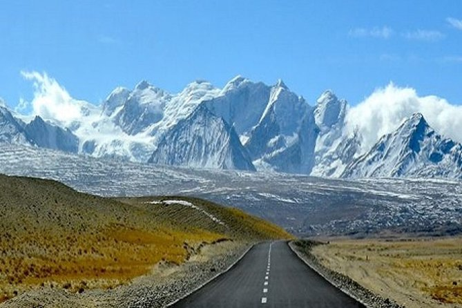 TIBET TOURS WITH Everest Base Camp – FLY IN DRIVE OUT- 8 DAYS