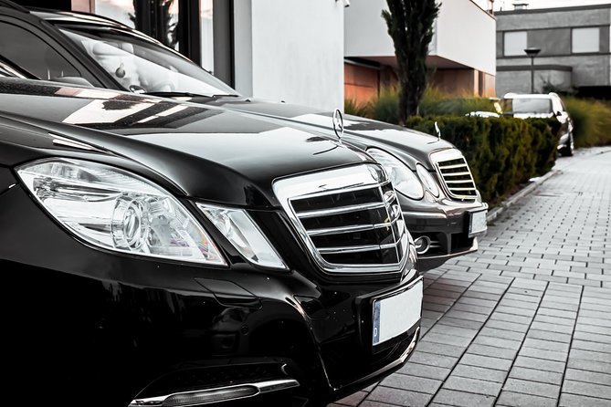 Executive Private London Departure Transfer - Hotel / Accommodation to Airport