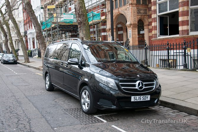Private Dublin Arrival Transfer - Airport to Hotel / Accommodation