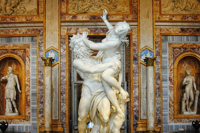 Borghese Gallery Virtual Tour: A Cardinal's Dream