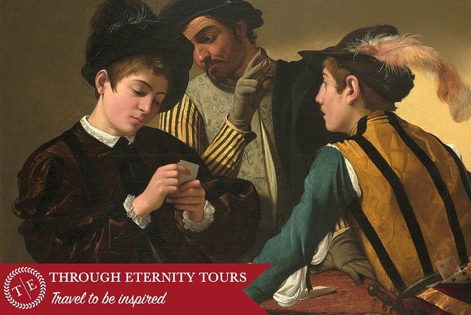 Caravaggio Virtual Tour: Art and Death in Baroque Rome