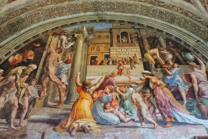 Raphael Rooms Virtual Tour: Splendours of the Renaissance Court