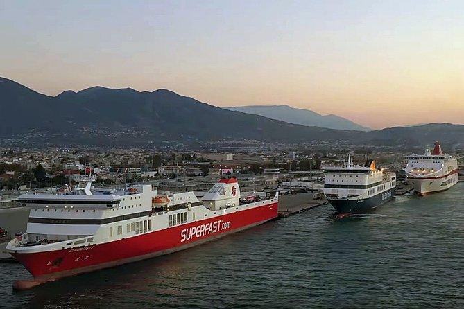 Port of Patras from Athens Airport / Athens / Piraeus Private Transfer