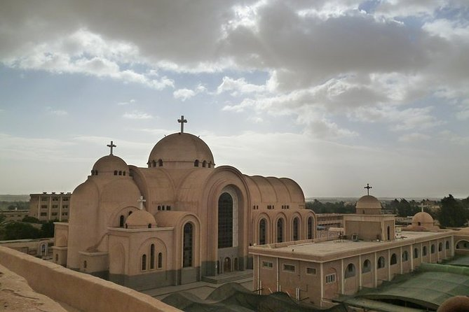 Full-Day Private Tour to Wadi El Natrun and Coptic Monasteries