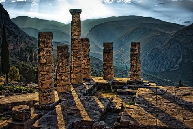 Delphi - Private Full Day Tour from Athens