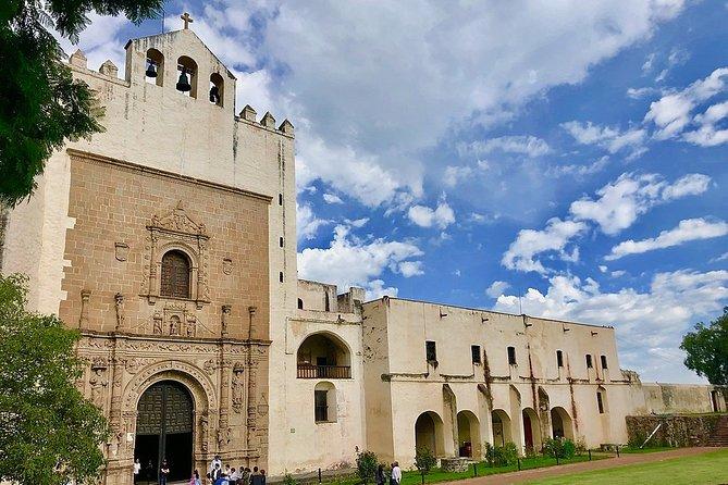 Mexico: Teotihuacan, Acolman Monastery & Piñata Tour