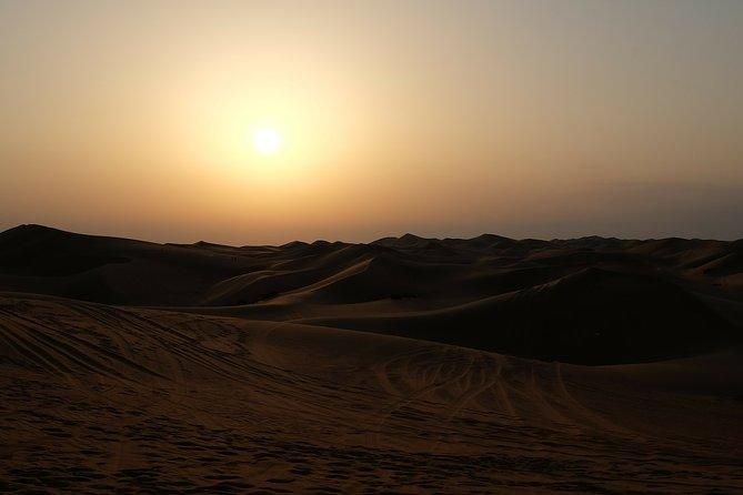 Luxury Abu Dhabi City Tour and Desert Safari