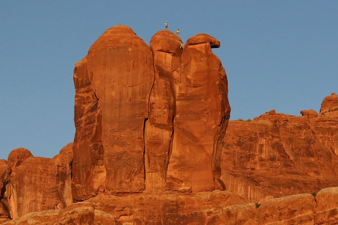 Arches National Park Self-Driving Audio Tour