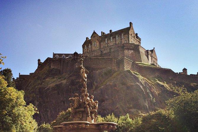 Private Edinburgh City Luxury Day Trip