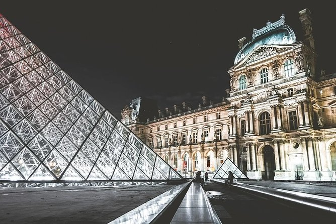 Discover Louvre Museum , Eiffel Tower,Notre-Dame Square