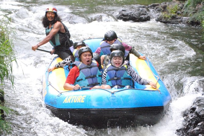 Private Rafting Adventure in Pangalengan with Lunch