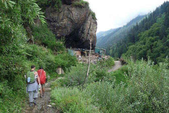 11-Day Private Trek Pin Parvati and Spiti Valley Jeep Safari