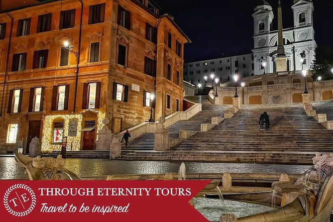 Trevi Fountain & Spanish Steps Virtual Tour: In the Footsteps of the Grand Tour