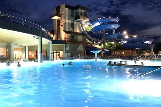 Chocholow Thermal Baths Evening Experience from Krakow