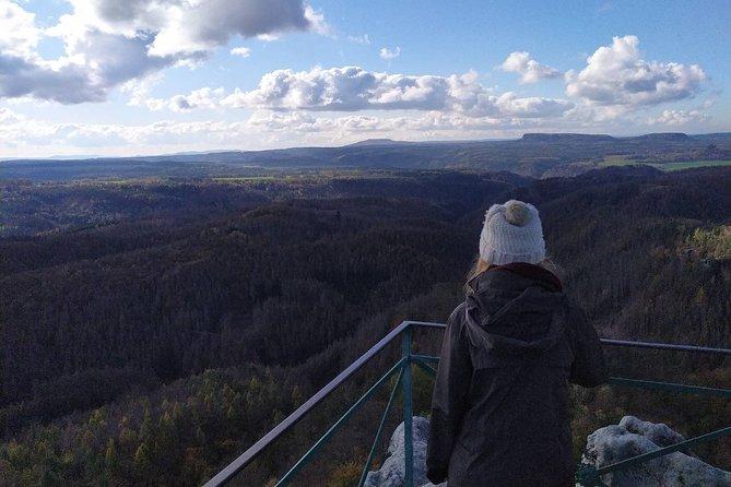 Bohemian Switzerland National Park Full-Day Tour from Prague