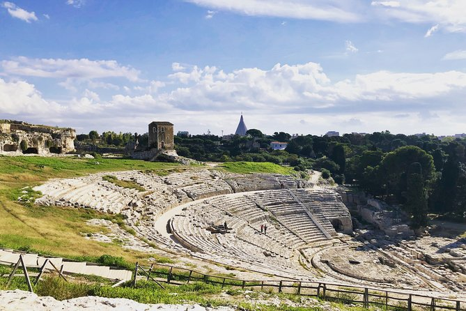 Syracuse's Neapolis Archaeological Park Tour with Enrica De Melio